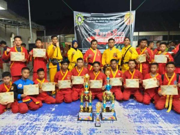 Raih Juara 2&3 Kejuaraan PIMDA 024 di Palembang