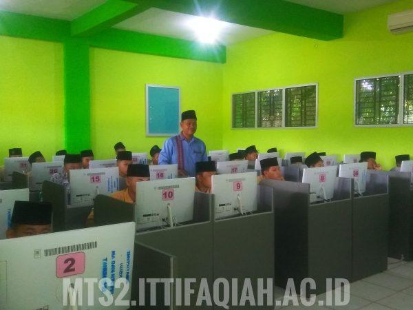 MTs Al-Ittifaqiah 2 Gelar Gladi Bersih UAMBN-BK