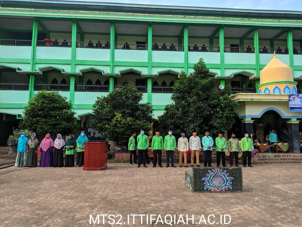OPENING AL-ITTIFAQIAH KNOWLEDGE CHAMPION (IKC) DAN RANGKING 1
