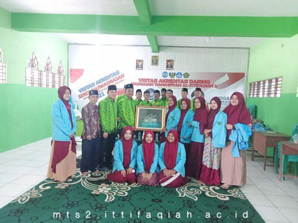 PPLK II IAIQI MTs AL-ITTIFAQIAH 2